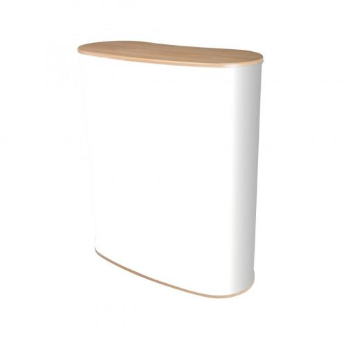 Prezentační promo stolek Pop Up Seg Counter bez tisku   Print.cz