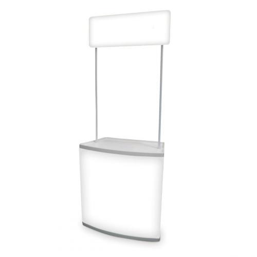 Prezentační promo stolek Counta bez tisku | Print.cz