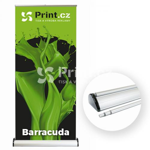 Roll Up Barracuda s tiskem