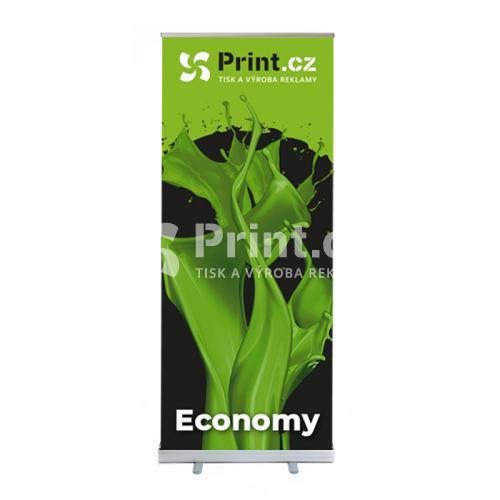 Roll Up Economy s tiskem