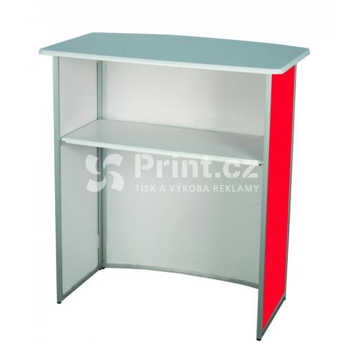 Prezentační stolek Gear Edge Counter s tiskem