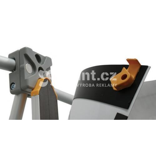 POP UP stěna IMPACT Bundle oblá s tiskem