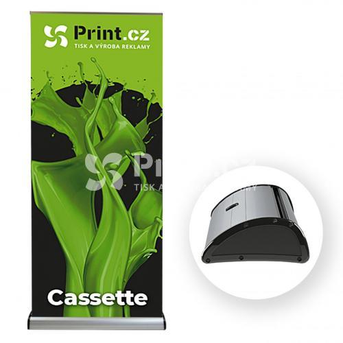 Roll Up Cassette s tiskem